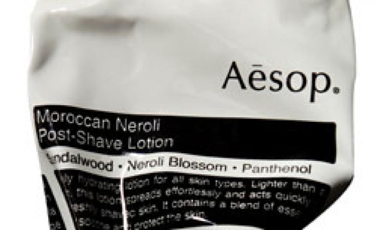 Aesop lancia due prodotti dedicati alla rasatura