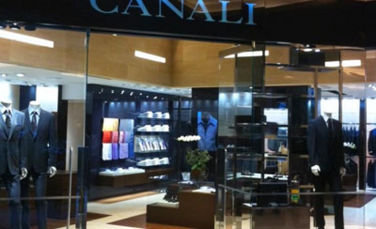 Prima boutique brasiliana per Canali