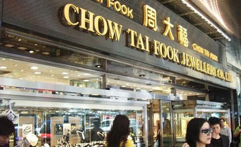 I gioielli di Chow Thai Fook verso la Borsa