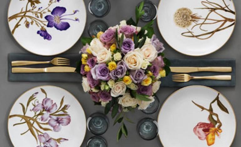 La Monarchia Danese a tavola con Flora