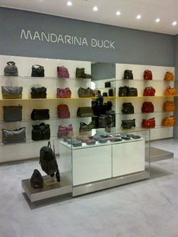 Mandarina Duck store Düsseldorf