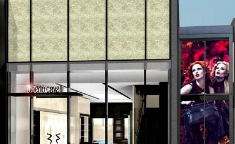 Primo freestanding store in Giappone per Roberto Cavalli