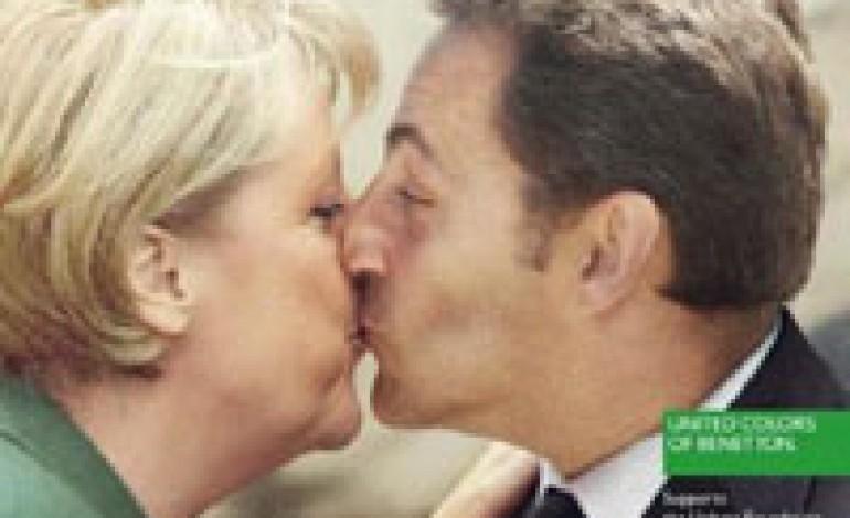 Benetton lancia la nuova campagna e fa scandalo con il bacio di Papa Benedetto XVI
