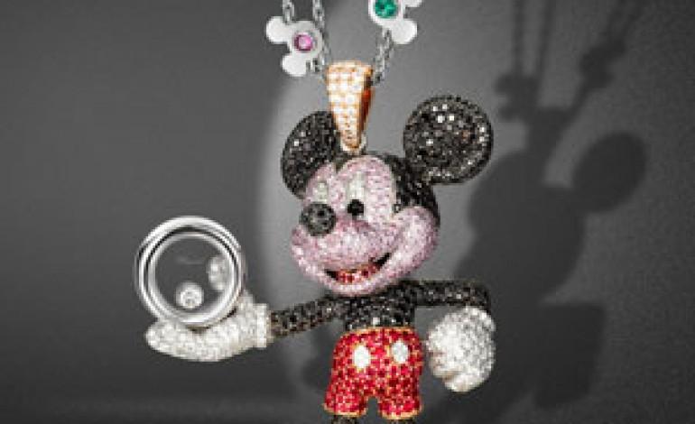 Chopard crea una linea dedicata a Mickey Mouse