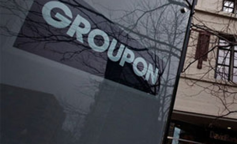 Groupon pronta alla quotazione dei record a New York