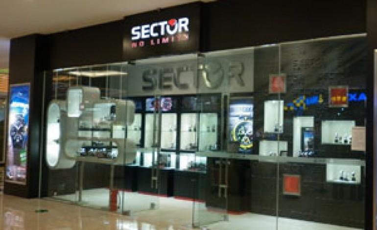 Bis di store in Cina per Sector
