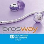 Brosway festeggia il Natale con Sos Villaggi dei Bambini Il mix & match di Brosway con la Très Jolie Mini - {focus_keyword}