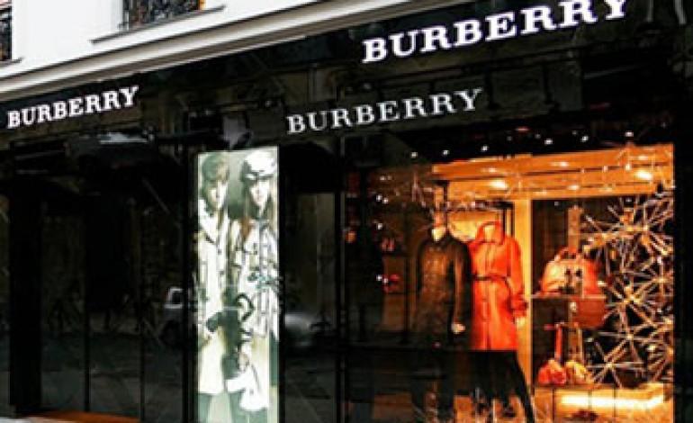 Burberry, a Parigi 3mila mq di brit style