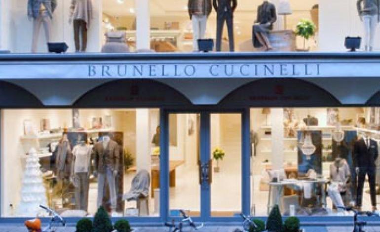 Giro del mondo di opening per Brunello Cucinelli