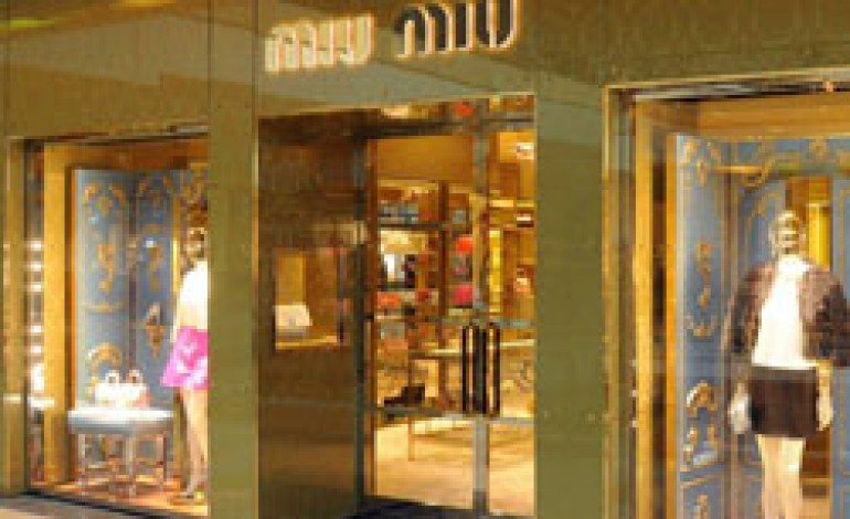 Prima boutique a Houston per Miu Miu