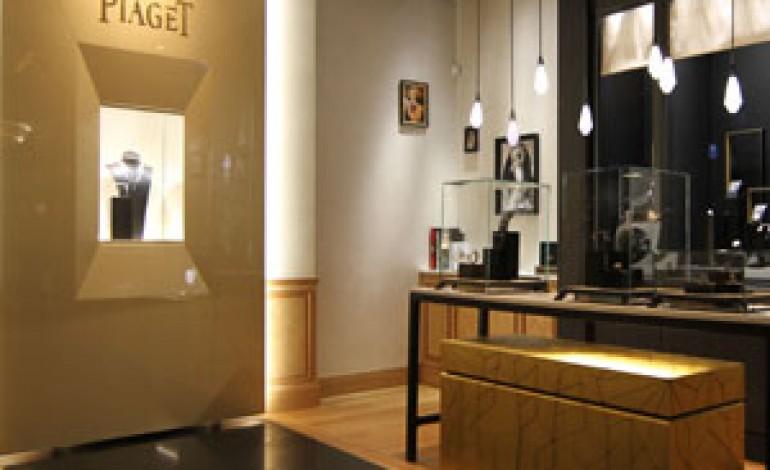 Debutta a Zurigo il nuovo store concept Piaget