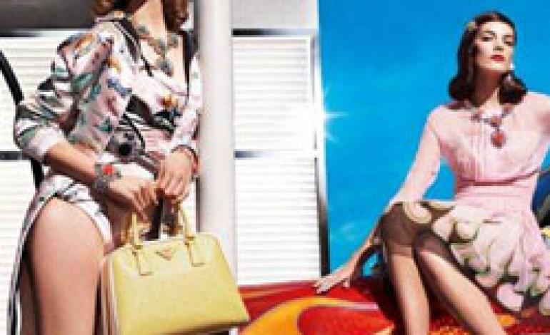 Steven Meisel scatta la nuova campagna P/E di Prada