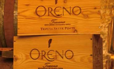 Il vino Oreno sale a bordo di Emirates