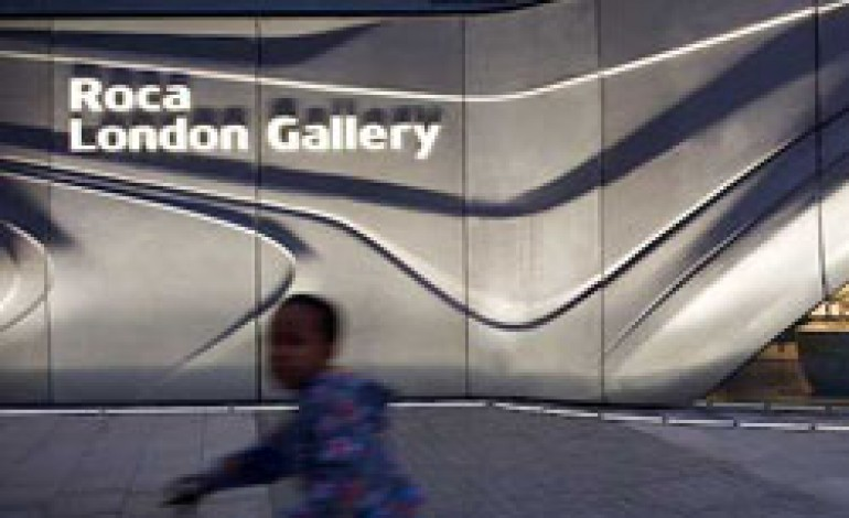 La roca london gallery il nuovo progetto di zaha hadid for La roca gallery
