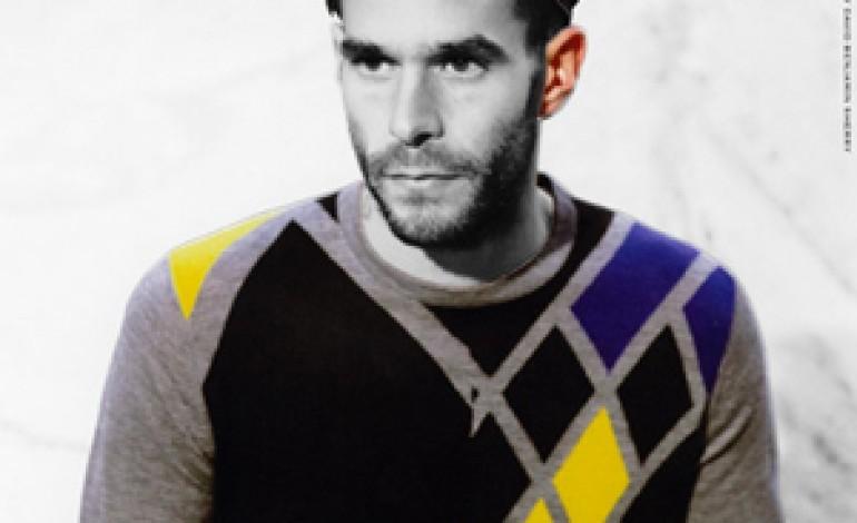 David Benjamin Sherry è fotografo e modello di Pringle of Scotland