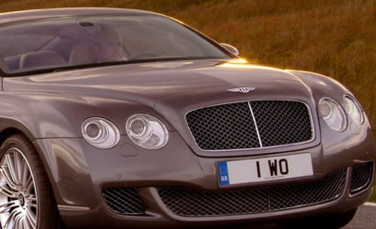 Bentley cresce nel 2011 grazie all'extra-lusso