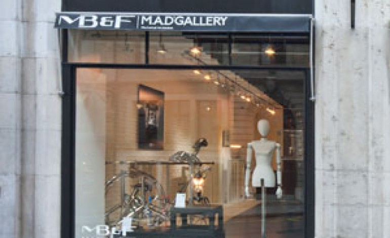 A Ginevra la prima M.A.D.Gallery MB&F
