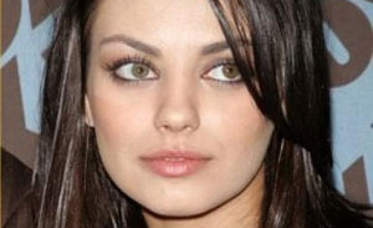 Mila Kunis è la nuova musa di Dior