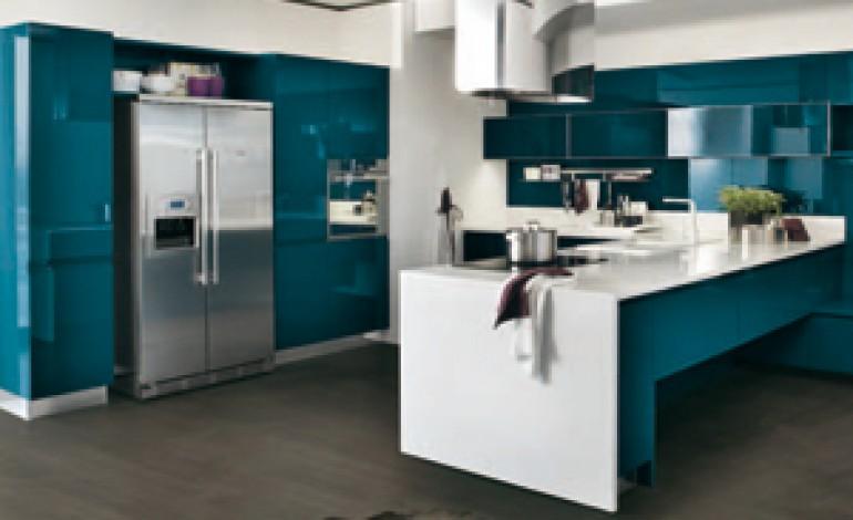 Nuovi colori laccati per bring di stosa cucine pambianco news - Colori per cucine ...