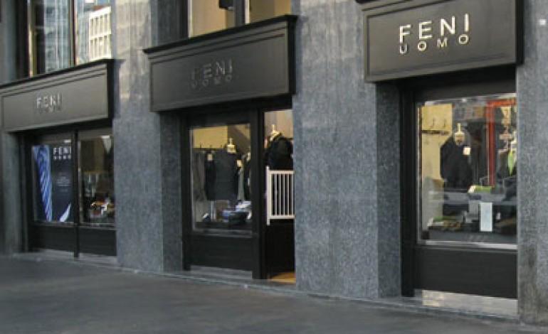 Feni Uomo, 25 store entro il 2014