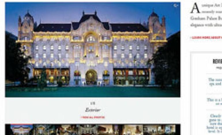 Novità sul web per Four Seasons Hotels and Resorts