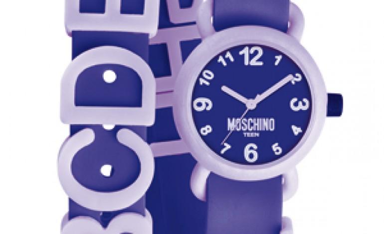 E' l'ora di Moschino Teen!