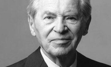 Werner Otto, addio al fondatore