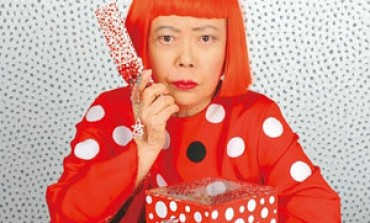 Yayoi Kusama fa a pois Louis Vuitton