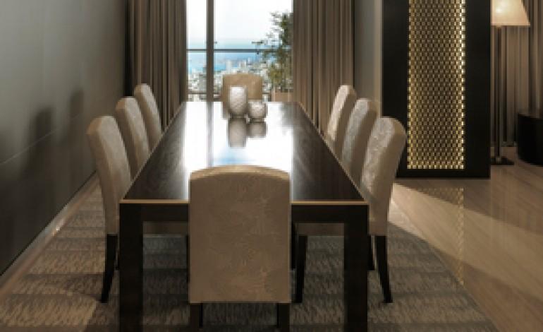 Armani/Casa firma gli interni delle World Towers di Mumbai