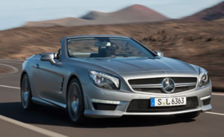 Mercedes-Benz SL, la nuova generazione