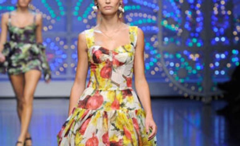 Frenata per la moda italiana, 2012 a -5%