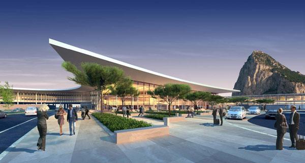 Aeroporto Gibilterra : Crc arreda l aeroporto di gibilterra pambianco news