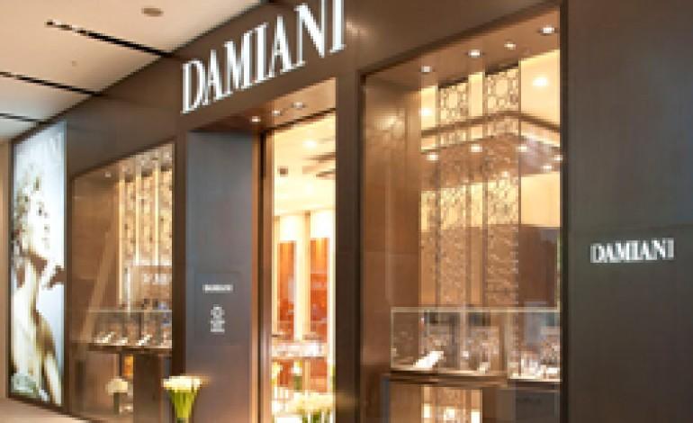 Damiani apre la seconda boutique ad Osaka