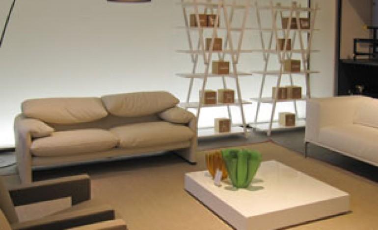 Cassina a Como con 150 mq di showroom