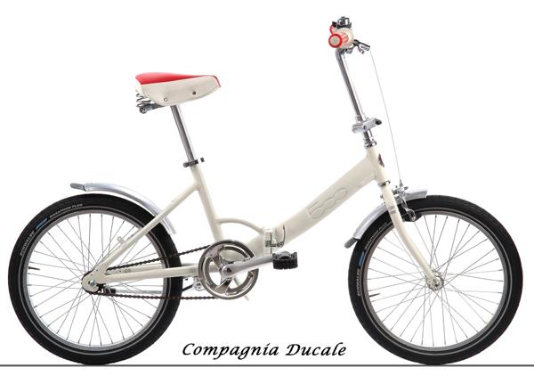 Bici Fiat 500 Pop Ambasciatrice 2012 Del Design Italiano Negli Usa