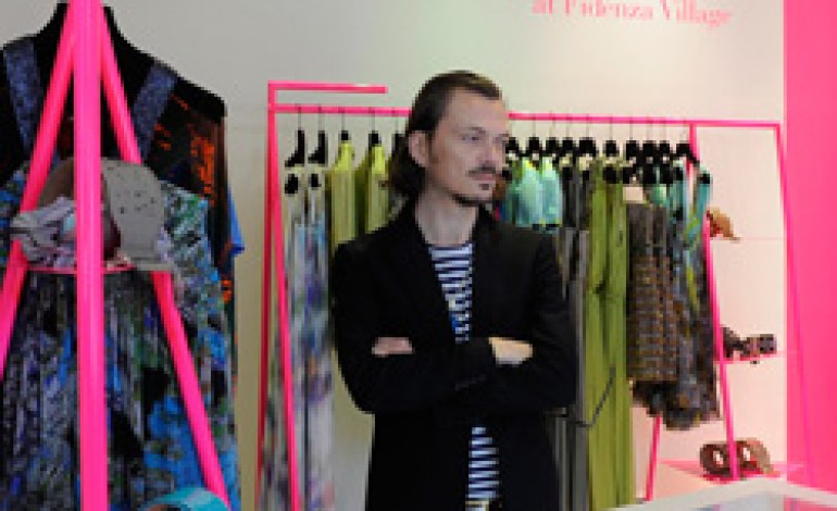 Matthew Williamson apre a Fidenza Village