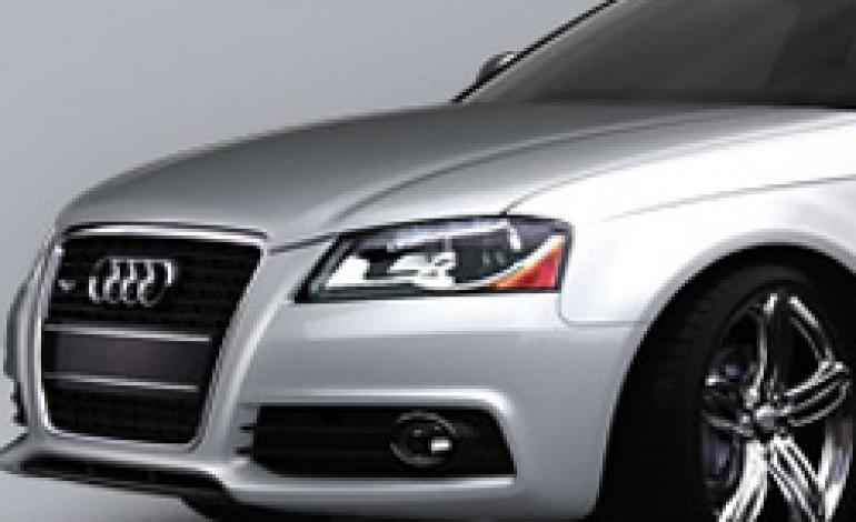 Audi: aumento record delle vendite nel 2011