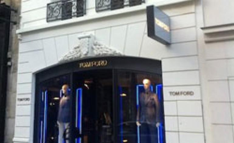 Tom Ford trova casa a Parigi e potenzia il retail