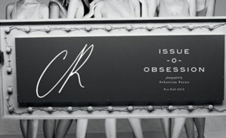 CR Fashion Book, la nuova prova di Carine Roitfeld