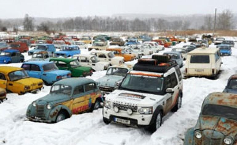 Land Rover, 8mila miglia per beneficienza