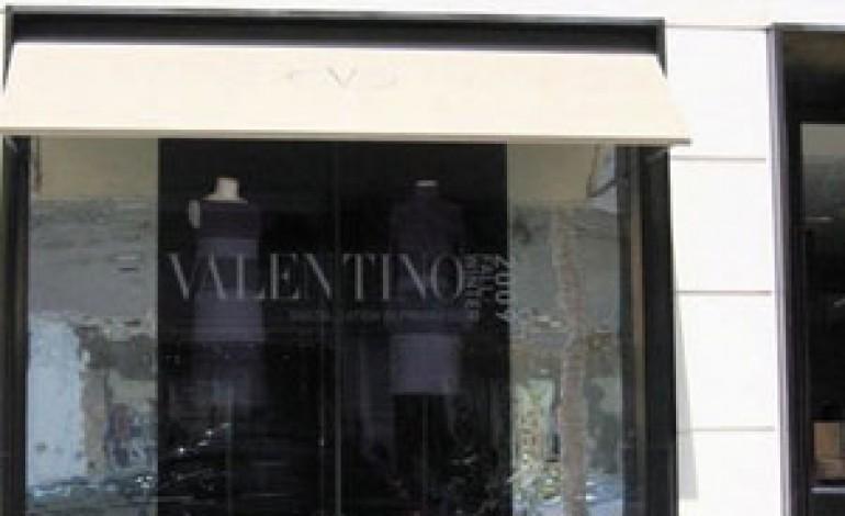 Valentino porta il gusto italiano a Beverly Hills