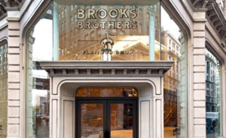 Matteo Del Vecchio entra in Brooks Brothers
