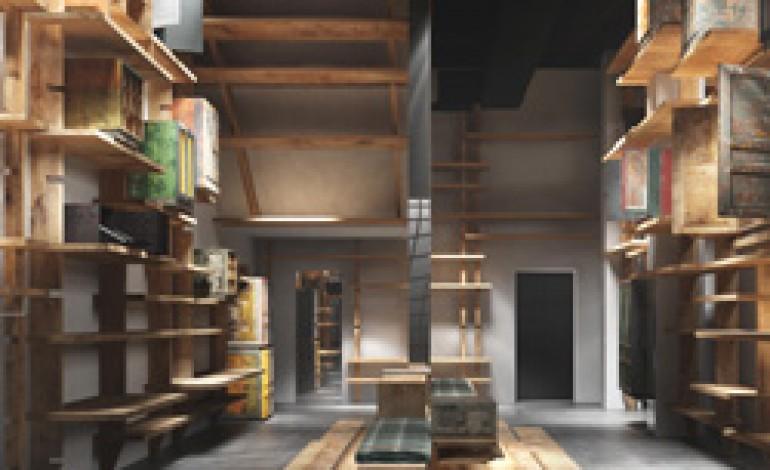 New opening parigino per Levi's