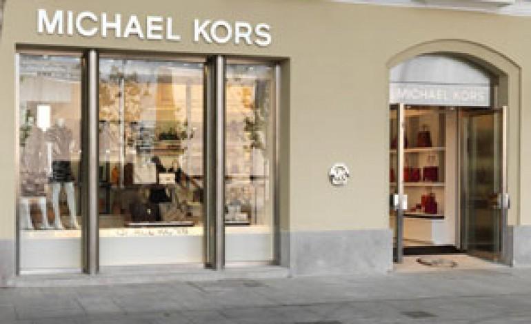 Michael Kors, primo freestanding in Spagna
