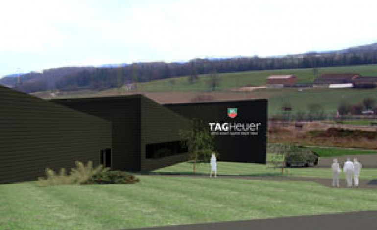 Al via i lavori per la quarta manifattura TAG Heuer