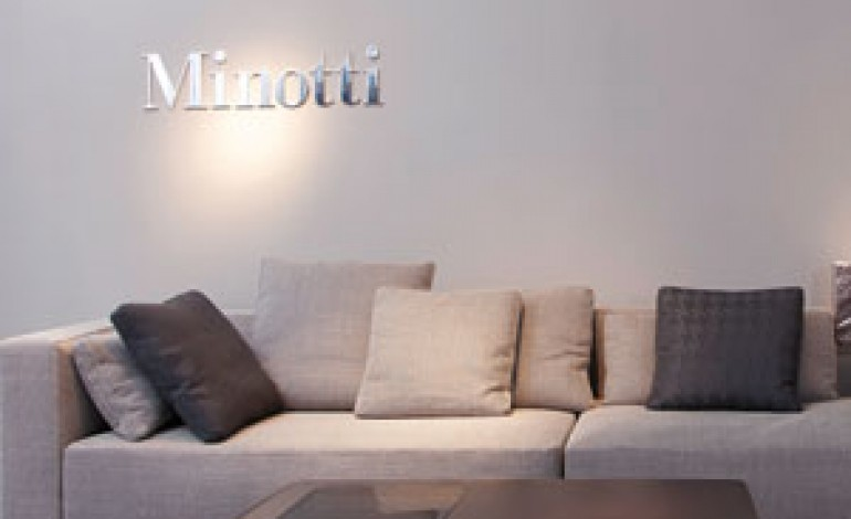 nuovo monobrand minotti a berlino pambianco news pambianco news. Black Bedroom Furniture Sets. Home Design Ideas