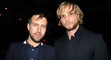 Peter Pilotto e Christopher de Vos