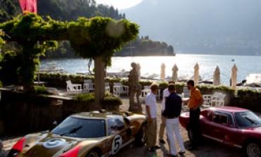 Auto in scena a Villa d'Este tra storia e innovazione