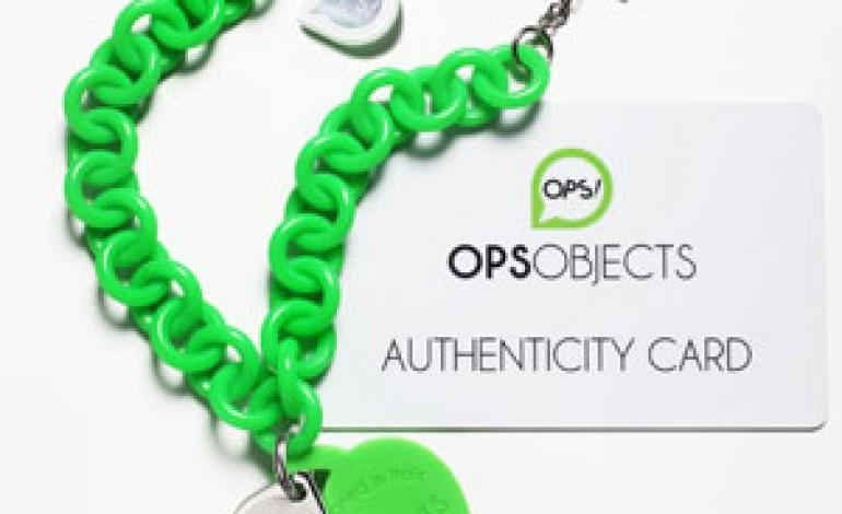Sigillo e card di autenticità per i gioielli OPS!