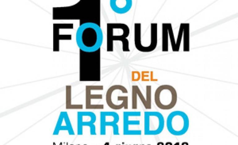 A Milano il primo forum del legno-arredo